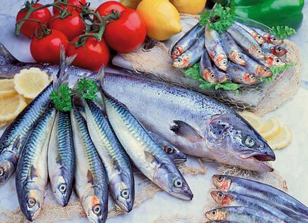 lista dei pesci blu
